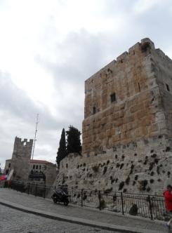 Jerusalem avec guide ! (23)