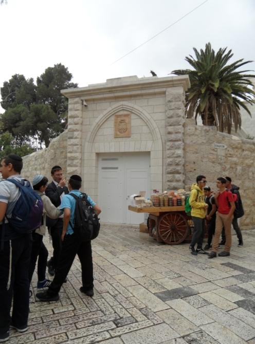 Jerusalem avec guide ! (36)