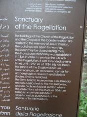 Vers l'église de la flagellation (21)