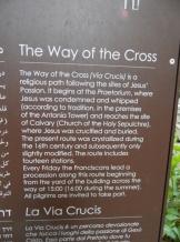 Vers l'église de la flagellation (24)