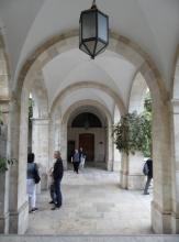 Vers l'église de la flagellation (6)