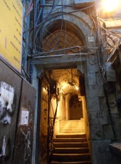 Via Dolorosa et l'Église du Saint-Sépulcre (21)
