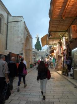 Via Dolorosa et l'Église du Saint-Sépulcre (22)