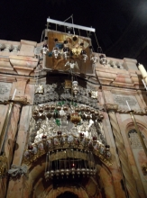 Via Dolorosa et l'Église du Saint-Sépulcre (27)