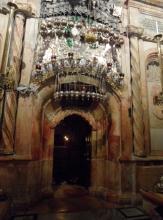 Via Dolorosa et l'Église du Saint-Sépulcre (28)