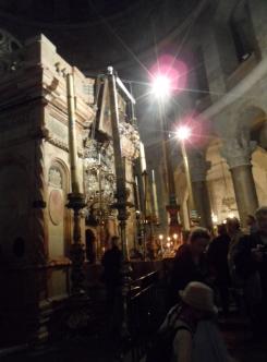 Via Dolorosa et l'Église du Saint-Sépulcre (30)