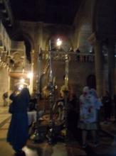 Via Dolorosa et l'Église du Saint-Sépulcre (38)