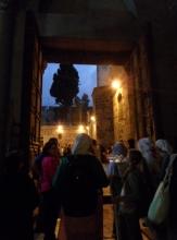 Via Dolorosa et l'Église du Saint-Sépulcre (39)