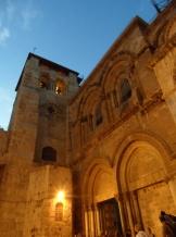Via Dolorosa et l'Église du Saint-Sépulcre (40)