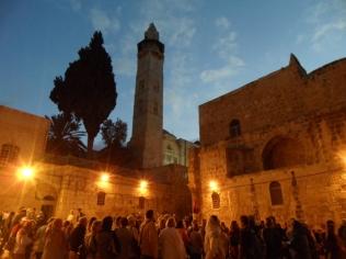 Via Dolorosa et l'Église du Saint-Sépulcre (41)