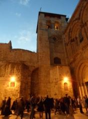 Via Dolorosa et l'Église du Saint-Sépulcre (42)