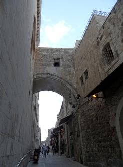 Via Dolorosa et l'Église du Saint-Sépulcre (9)