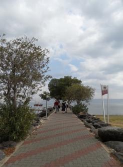 Le lac de Galilée (11)