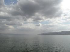 Le lac de Galilée (14)