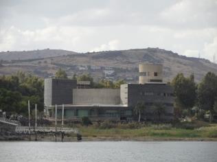 Le lac de Galilée (20)