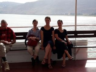 Le lac de Galilée (26)