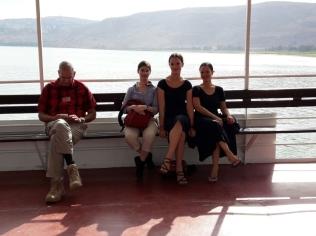 Le lac de Galilée (29)