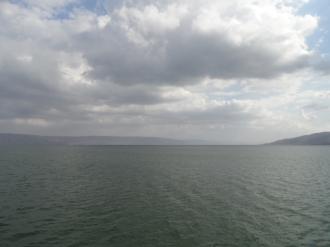 Le lac de Galilée (31)