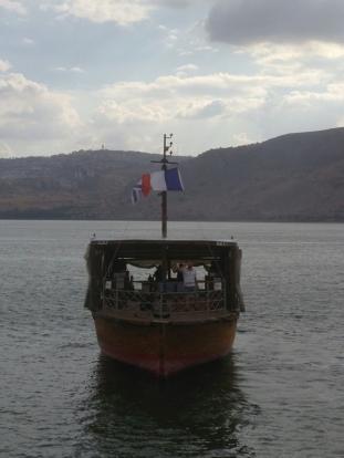 Le lac de Galilée (40)